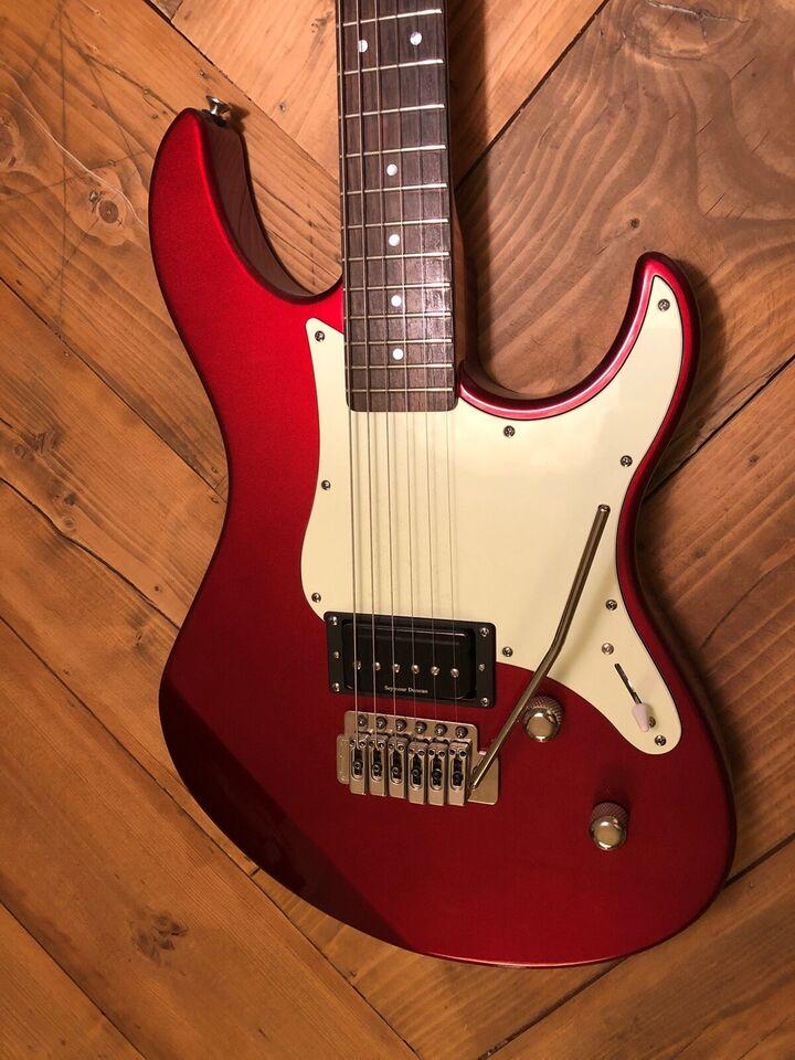 Elguitar, Yamaha Pacifica 510v