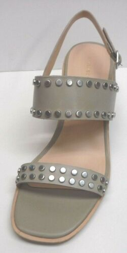 Details about  /G.H Bass /& Co Size 7.5 Gray Leather Dress Sandals New Womens Shoes