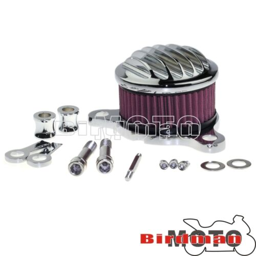 Motorcycle Intake Filter Air Cleaner For Harley Sportster XL883 XL1200 2004-2015