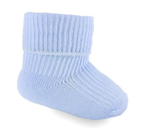 Premature Baby Socks Unisex Boys Girls 2 Pairs SocksTiny Baby Turnover Socks