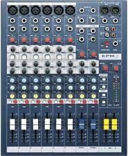 SOUNDCRAFT EPM 6 MIXER 6 CANALI XLR + 2 STEREO NUOVO,  Spedito GRATIS