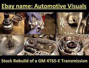 4t65e-hd rebuild cost