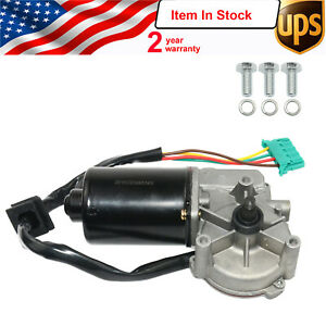 Details about 2028202308 Front New Windshield Wiper Motor Mercedes C Class  Mercedes-Benz C230