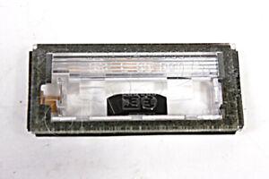 Original BMW E46 318Ci Lichtscheibe für Kennzeichenbeleuchtung 51138244336
