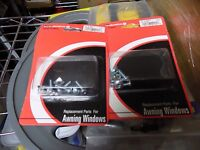 Barton/kramer Replacement Parts For Awning Windows Qty Of 2