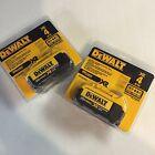 Dewalt 2 pack of 20 volt Max XR 4 amp Batteries Brand New DCB204 DCB204-2