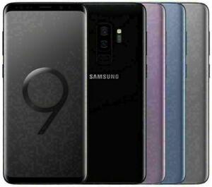 Samsung Galaxy S9+ Plus SM-G965U 64GB Smartphone Unlocked Mobile AT&T TMobile US