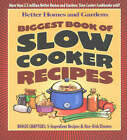 Biggest Book of Slow Cooker Recipes by Houghton Mifflin Harcourt Publishing Company (Paperback, 2002)