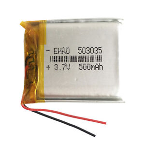 BATER-A-503035-LiPo-3-7V-500mAh-para-telefono-portatil-video-mp3-mp4-luz