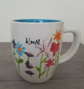 BRAND-NEW-RAE-DUNN-By-Magenta-BLOOM-Flowers-Mug-Spring-Home-Dining-Decor