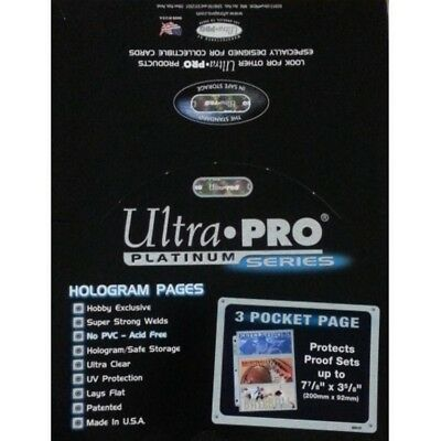 Ultra CBG Pro Large Bill Currency Toploaders Topload Holders Cases 7.5x3.5 25