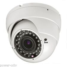 1300TVL 36-IR 1S 2.8-12mm Vari-Focal Zoom Surveillance Dome CCTV Security Camera