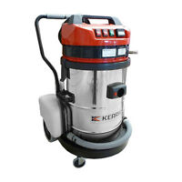 Kerrick Garage Detailer Ve366f Italian Shampoo Vacuum Cleaner For Car Detailing