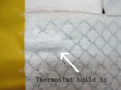 Auto seat heater universal round chrome knob 6-level switch,heated seat,luxury