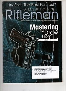 American-Rifleman-Magazine-NRA-Jan-2003-Mastering-the-draw-from-Concealment