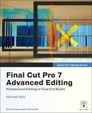 Apple Pro Training Series: Final Cut Pro 7 Advanced Editing-ExLibrary