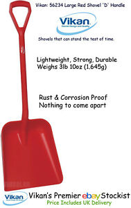 Household Supplies & Cleaning Shovel 330mm Wide Various Colours Vikan High Quality Dustpan