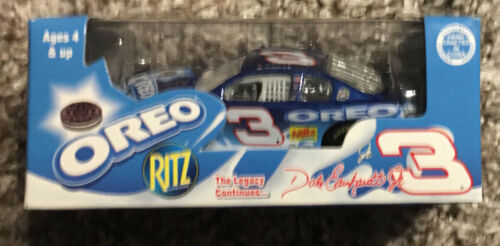 2002 Dale Earnhardt Jr #3 Oreo//Ritz Promo Car 1:64 Scale Nascar Diecast