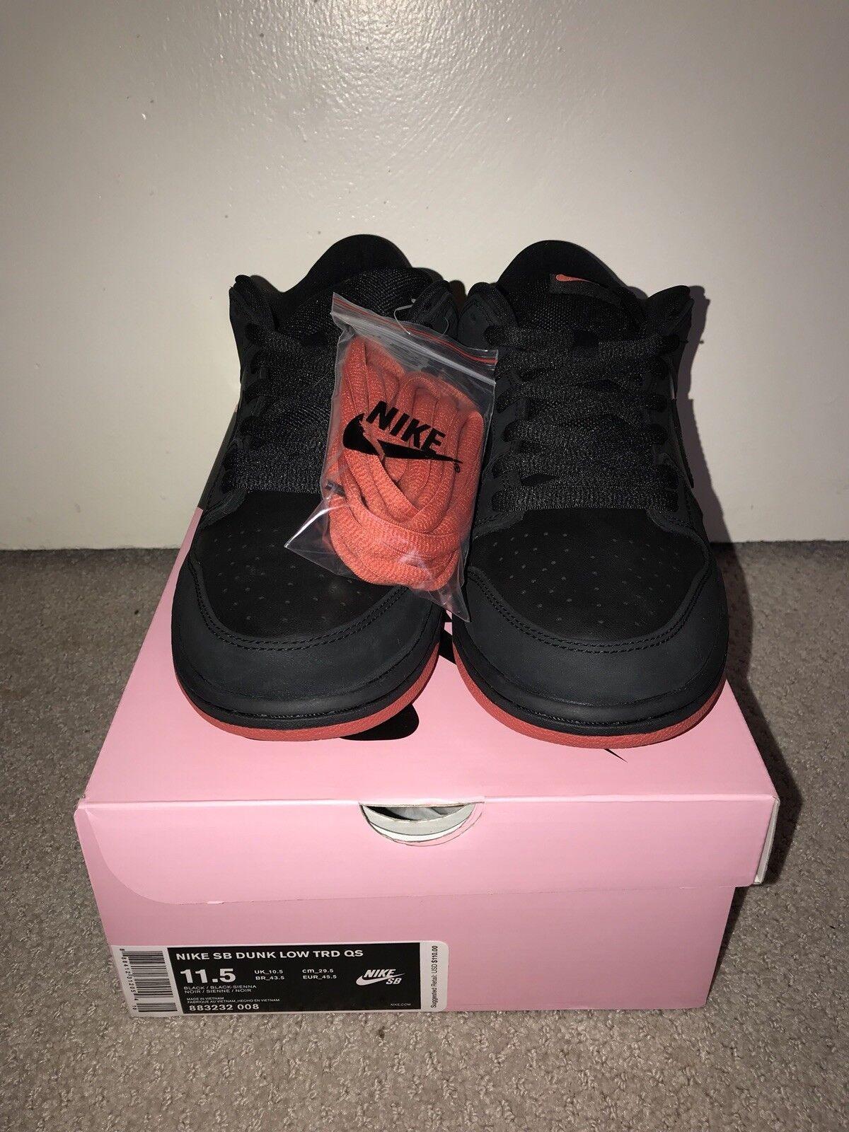 aae868bf3085 Nike SB SB SB Dunk Low TRD QS Pigeon Staple NIB 883232 008 Size 11.5 15613b