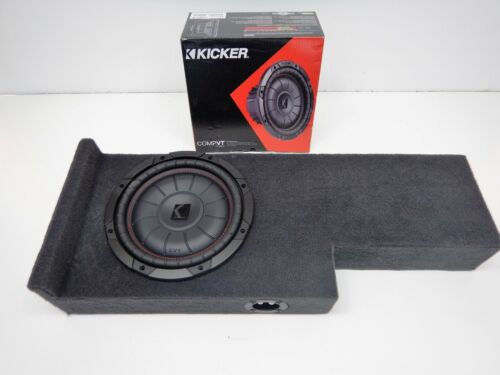 Subwoofer box Fits 2005 to 2015 Nissan Frontier Crewcab sub enclosure speaker