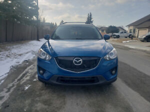 2013 Mazda CX-5 GT AWD Leather seats/Sunroof