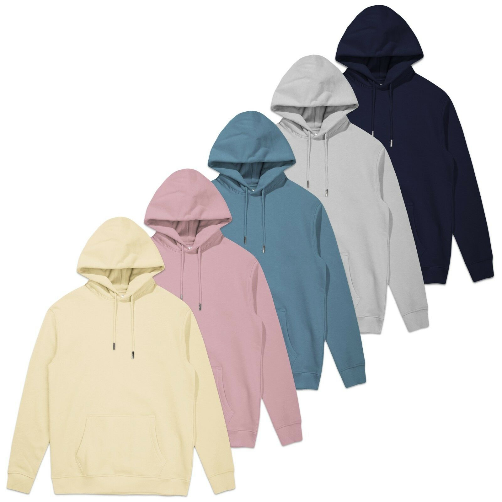 Farbeful Standard Hoodie - Farbeful Standard Organic Hooded Sweatshirt - BNWT