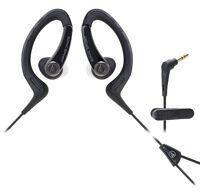 audio-technica ATH-SPORT1 BK In-Ear Headphones Black
