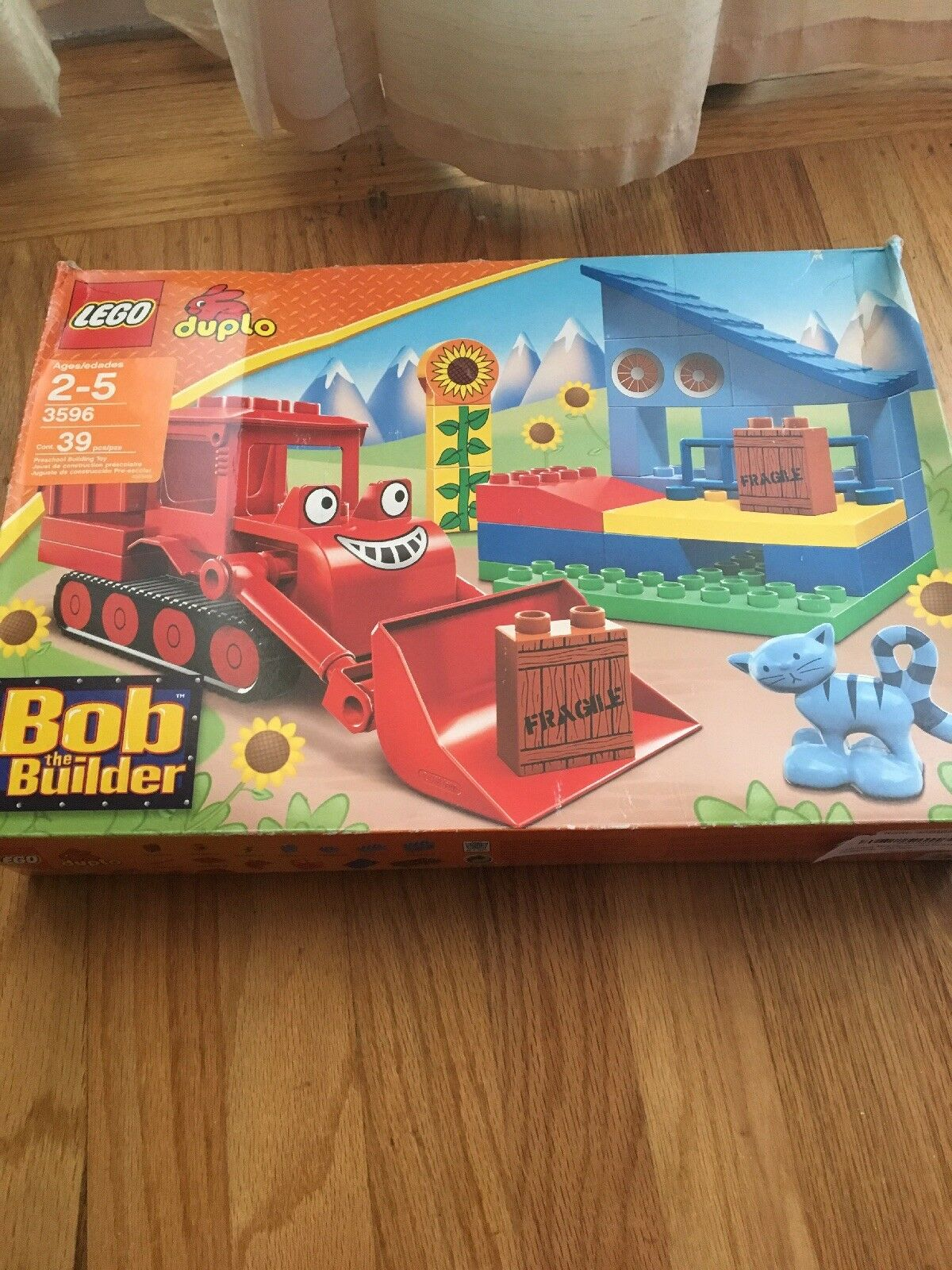 Lego Duplo Bob the the the Builder MUK unopened 2db7b7