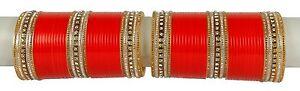 Indian-Choora-Bridal-Set-Jewelry-Bollywood-Chura-Wedding-Suhag-Women-Bangles