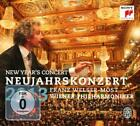 Neujahrskonzert 2013 (Deluxe Edition 2CD+DVD) von Franz Welser-Möst (2013)