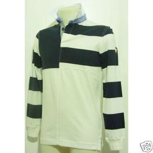 sale retailer b0c30 efcf2 Details about MURPHY & NYE MAGLIA POLO D MANICA LUNGA DA UOMO TG M