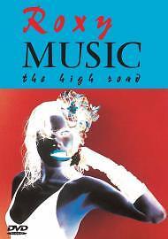 1 of 1 - Roxy Music: The High Road [DVD] [2004], Very Good DVD, Roxy Music,