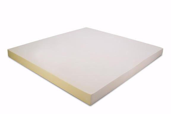 Buy 3 Lb Density 2 Twin Xl Memory Foam Mattress Topper Online Ebay