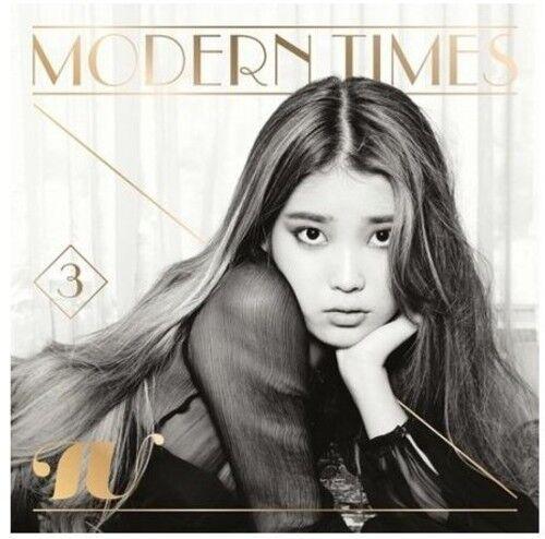 IU - Vol 3: Modern Times [New CD]