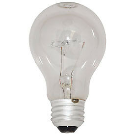 PQL 40A19//CLEAR 81532 40W 130V 4 REPLACEMENT BULBS FOR PHILIPS 40A//CL 120-130