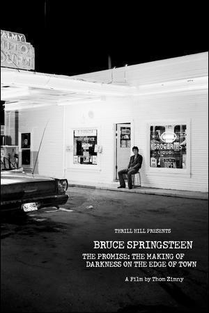 1 of 1 - BRUCE SPRINGSTEEN The Promise: The Making Of Darkness On Edge Town DVD NEW PAL
