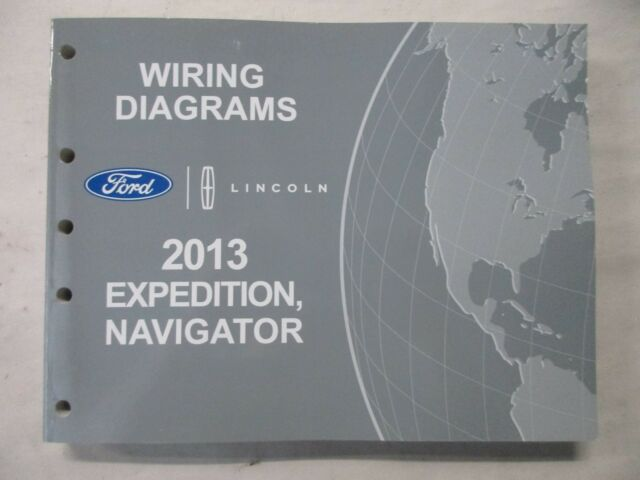 2013 Ford Expedition    Lincoln Navigator Wiring Diagrams