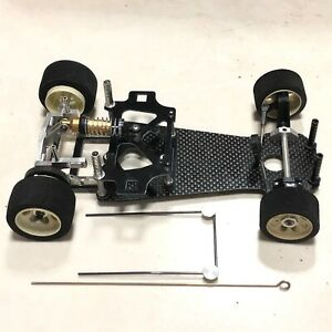 Vintage-1-12-Kyosho-RC-Plazma-Mk-III-Limited-Rolling-Chassis-3152-FREE-SHIPPING