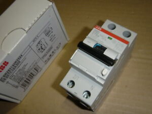 Abb Ds201a-c32/0,3 Fi/ls-commutateur 6ka, 1p+n, Type A, C 32 A, 300 Ma, 2te-afficher Le Titre D'origine Exquis (En) Finition