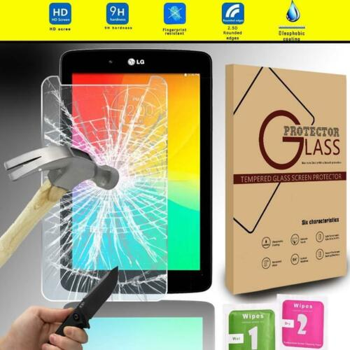 Tablet Tempered Glass Screen Protector Cover ForLG G Pad 7.0 LTE VK410 UK410 LK4