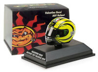 Minichamps Valentino Rossi Helmet - Motogp Test Valencia 2010 1/8 Scale