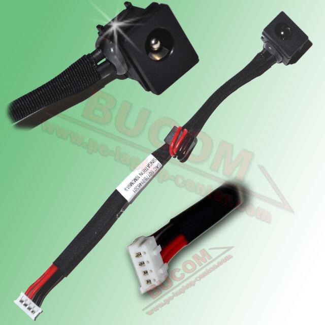 Netz Strom Power Lade Buchse für Toshiba Satellite P300 L300 L305 A300 DC Jack