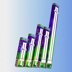 Ricambio lampada uvc 11 w jbl sterilizzatore acquario for Acquario laghetto