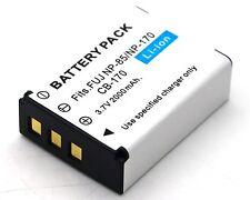 Battery Pack for HP T-500 Ordro HDV-D370 HDV-Z60 Sony HDR-500E Vivikai HD-OC2312
