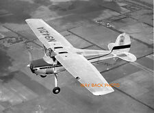"""5"""" by 7"""" REPRINT PHOTO OF ALL METAL CESSNA 140A Airplane - RARE PROMO IMAGE"""