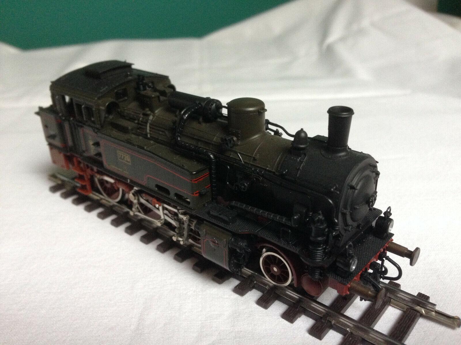 Locomotive à vapeur BR t12 SBahn  KPEV