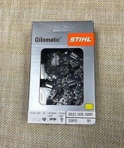 2f9ffd41821 Details about OEM Stihl 33RS 91