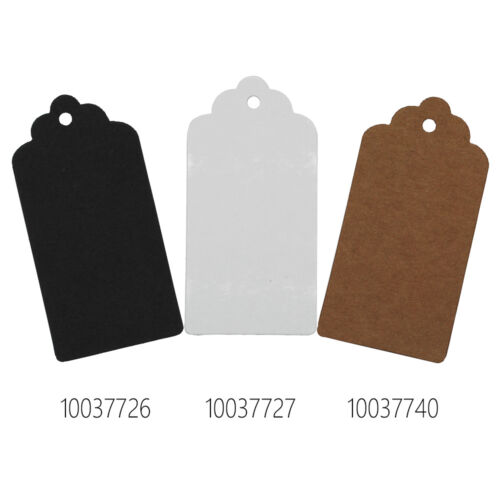 Cardboard Label Message Card Paper Hang Tags DIY Funny Card for Gifts 50pcs