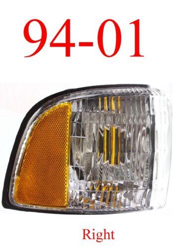 94 01 Dodge Ram Right Side Parking Light CH2521119