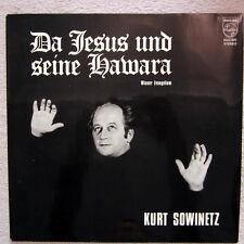 LP / KURT SOWINETZ / AUSTRIA / RARITÄT / PHILIPS / 1971 /